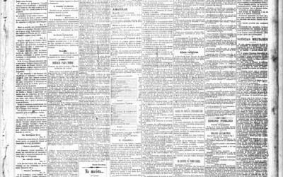 <strong>11 de novembro de 1906</strong><br> Primeira greve de grandes proporções registrada no Recife.