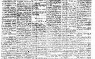 <strong>24 de janeiro de 1865</strong><br> Convocação de voluntários que iriam lutar na Guerra do Paraguai.
