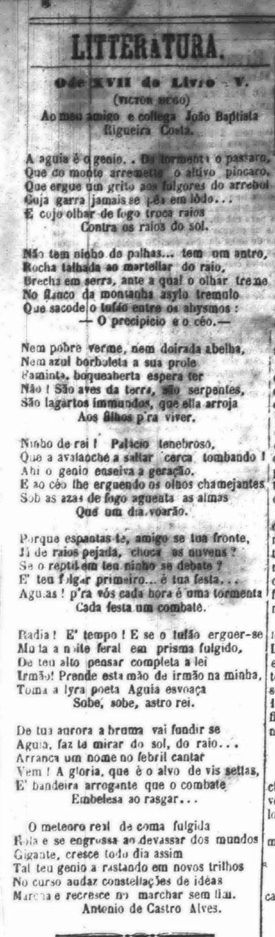 Castro Alves - 17011868x