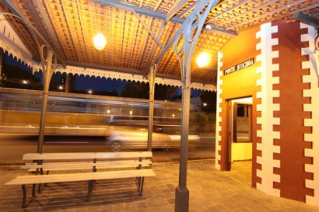 Nando Chiappetta/DP/D.A Press - Estação Ponte D'Uchoa