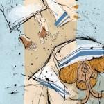 Nasrin Abdosheykhi - Irã- Menção Hornosa Caricatura 2015