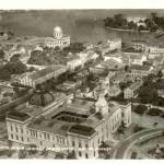 Vista aérea parcial do bairro da Boa Vista - Coleção Josebias Bandeira/Fundaj