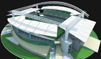 Arena Olinda, o primeiro projeto pernambucano para a Copa de 2014