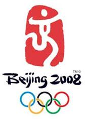 Logotipo dos Jogos Olímpicos de 2008