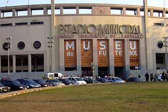 O museu ficará no Pacaembu
