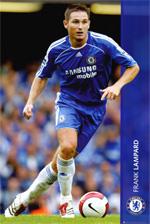 Lampard, o craque do Chelsea