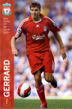 Gerrard, o craque do Liverpool