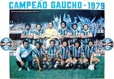 """Título gaúcho de 1979, o """"maior"""" da carreira de Paulo Cezar Lima pelo Gremio"""