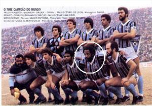 Mundial de 1983. Doping?