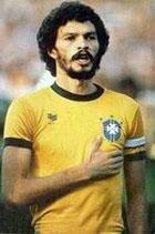 Sócrates brilhou na Seleção Brasileira de 1982