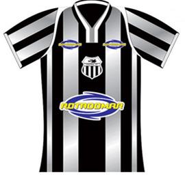 Camisa do Central criada por um torcedor no Orkut 609350aecce99