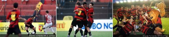 Sport vence o Náutico por 2 x 0 no encerramento do primeiro turno do Estadual 2009