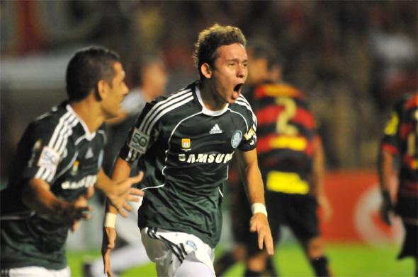 aad90b0ad681d Libertadores-2009  Sport 0 x 2 Palmeiras
