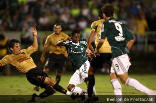 Libertadores-2009: Palmeiras 1 x 0 Sport