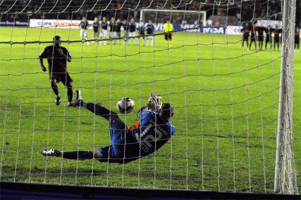 Libertadores-2009: Sport 1 x 0 Palmeiras (Verdão 3 x 1 nos pênaltis)