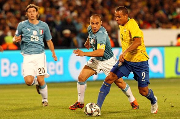 f829bf4ec7 Copa das Confederações-2009  Brasil 3 x 0 Itália