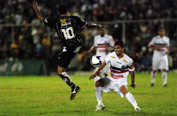 Série C-2008: Central 0 x 0 Santa Cruz