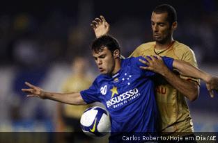 Série A-2009: Cruzeiro 1 x 0 Sport