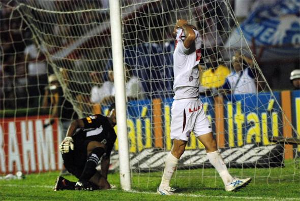 Série A-2009: Náutico 1 x 1 Vitória