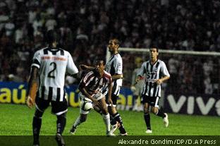 Série A-2009: Náutico 1 x 2 Santos