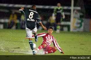 Série A-2009: Palmeiras 4 x 1 Náutico