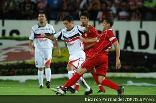 Série D-2009: Santa Cruz 1 x 2 Sergipe