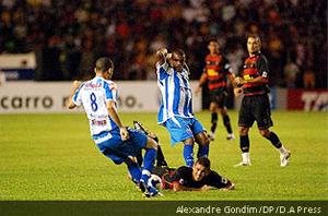 Série A-2009: Sport 1 x 3 Avaí