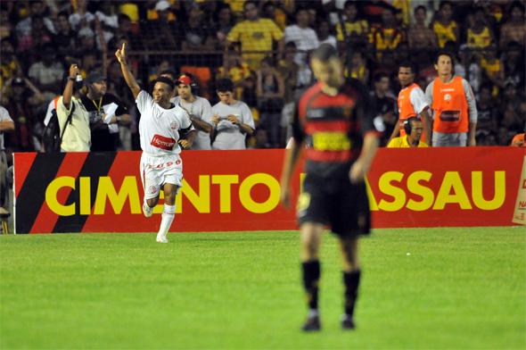 Série A-2009: Sport 3 x 3 Náutico