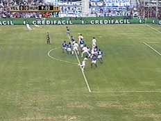 Clausura-2009: Vélez Sarsfield 1 x 0 Huracán