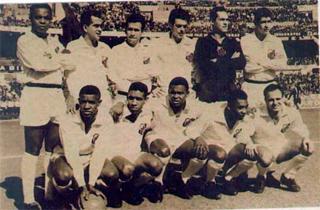 Santos, campeão da Libertadores de 1963