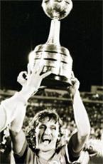 Flamengo, campeão da Libertadores de 1981