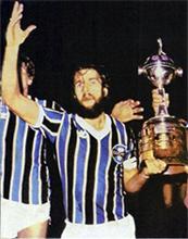 Grêmio, campeão da Libertadores de 1983