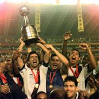 Vasco, campeão da Libertadores de 1998