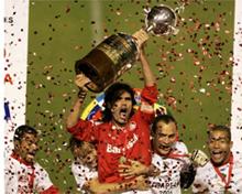 Internacional, campeão da Libertadores de 2006