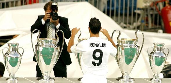 Real Madrid - Cristiano Ronaldo