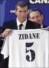 Real Madrid - Zidane