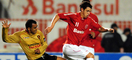 Série A-2009: Internacional 3 x 0 Sport