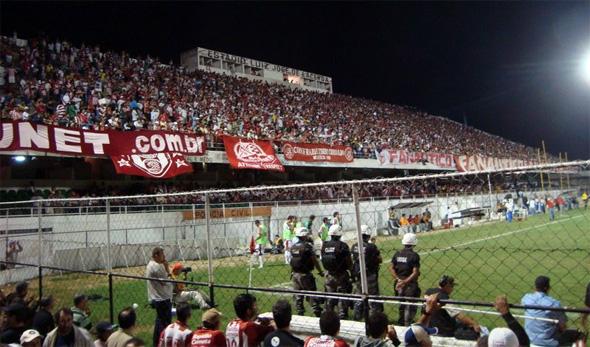 Série A-2009: Náutico 2 x 1 Santo André