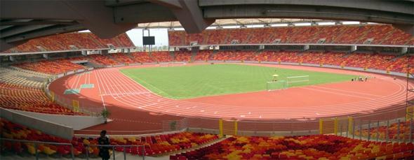 Estádio de Abuja, Nigéria