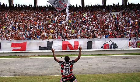 2e7de8110a Copa Pernambuco-2009  Santa Cruz 4 x 3 Central