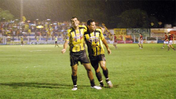 Pernambucano-2010: Serrano 1 x 0 Sport