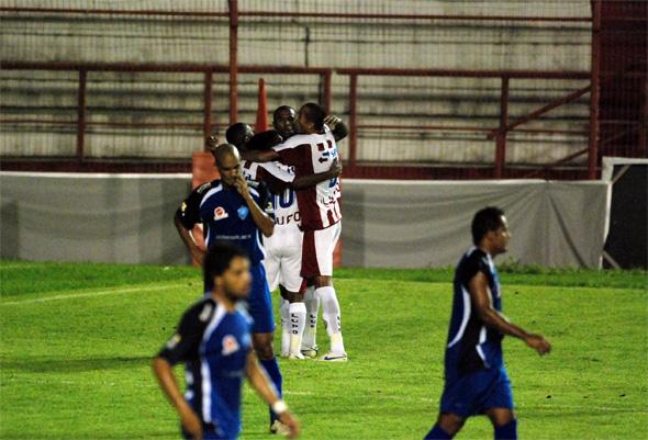 Copa do Brasil-2010: Náutico 3 x 1 Ivinhema-MS