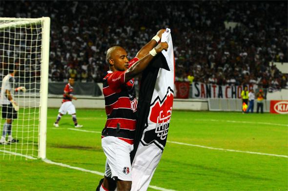 Copa do Brasil-2010: Santa Cruz 3 x 0 América/AM