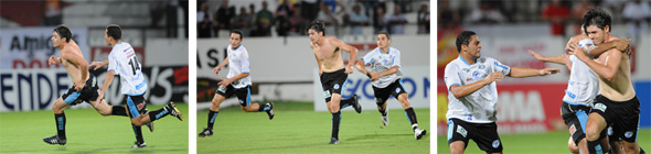 Pernambucano-2010: Santa Cruz 3 x 2 Porto