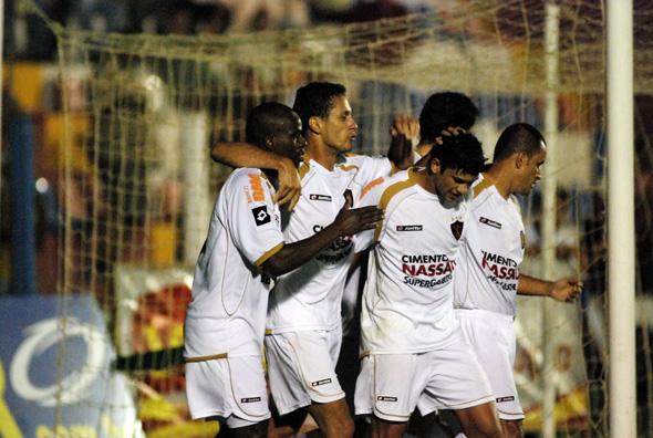 Pernambucano-2010: Vera Cruz 0 x 2 Sport