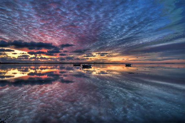 Mar ou espelho?