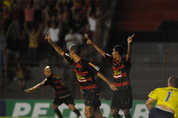 Copa do Brasil-2010: Sport 1 x 0 Paraná