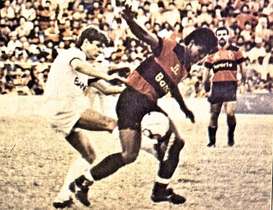 Série B-1990: Sport 0 x 0 Atlético-PR