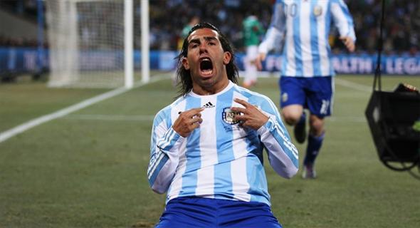 Copa do Mundo de 2010: Argentina x México