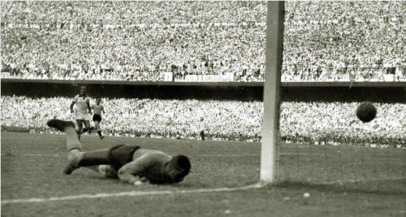 Copa do Mundo de 1950: Brasil 1 x 2 Uruguai